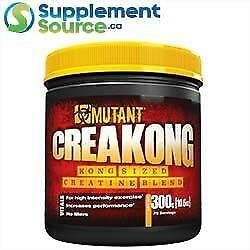 Mutant CREAKONG (75 Servings), 300g