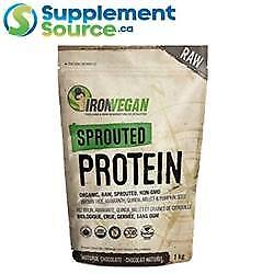 Iron Vegan SPROUTED PROTEIN, 1kg