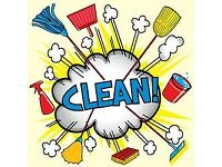 Cleaner with availability