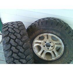 Tires don't have enough grip? LT16s17s18s20s Big Mudders.