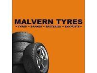 Van driver / Tyre fitter