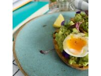 Part-time chef required for Beautiful Cafe in Battersea. Focus on brunch, salads, sandwiches & cake