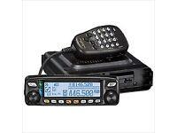 Yaesu FTM-100DE - Digital Dual Band Mobile Transceiver