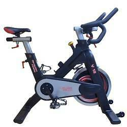 SPIN BIKE V12 REVOLUTION FITNESS Biggera Waters Gold Coast City Preview
