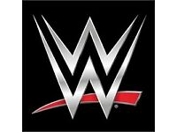 WWE Raw 1 x Ticket Block 201 Row C Facing Stage £100