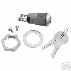 Crown Forklift Ignition Switch Parts08