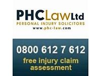 Been involved in an accident within last 3 years? We provide NO WIN NO FEE nationwide compensation