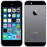 APPLE IPHONE 5S 32GB SPACE GREY TELUS OR KOODO