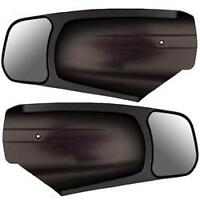 Towing Mirrors - Slide Overs - Inexpesive - Does the Job