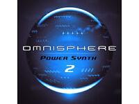 SPECTRASONICS OMNISPHERE 2/TRILIAN/STYLUS RMX (MAC/PC)