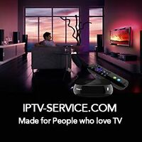 IPTV-Service – CHAINES TV - CANADA, EEUU, LATIN AMERICA, EUROPE