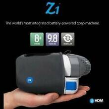 Z1 Travel CPAP machine with Powershell Battery system City North Canberra Preview
