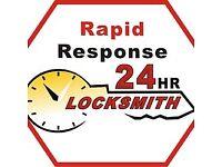 Rapid Response Locksmiths - Emergency situations / SIA licenced / Security Consulting.