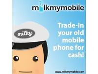 MilkMyMobile buy or sell your gadget any phone iPhone 6 6s 7 7s 7s+ Samsung s7 s7 edge Sony HTC