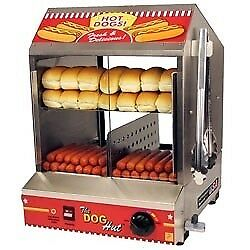 HotDog Steamer Hire $69