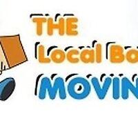LOCAL BOYS MOVING(26ft/3men/$90hr or 18ft/2men/$65hr) call now!!