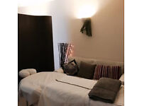 Beautiful therapy / treatment room for rent in South Kensington London