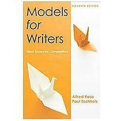models for writers short essays for composition eleventh edition