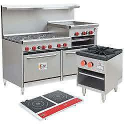 NEW & USED - Cooking Equipment