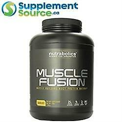 .   Nutrabolics MUSCLE FUSION (Blend of 5 Proteins), 4lb