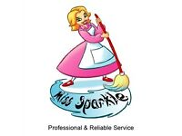Shortnotice End of tenancy from £65/after builders/one off deep cleaning excellent services