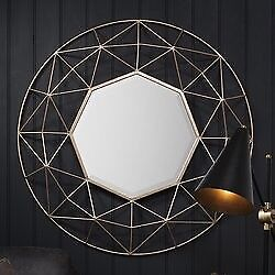 OCTAGON MIRROR - STYLISH MIRROR FOR HOME