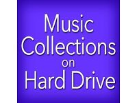 copies of my dj hard drive music collection