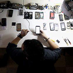 IPhone  4 5se 6s 7plus 8 écran réparation iPad mini 1 2 3 air 1