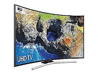 """AS NEW,48""""SAMSUNG CURVE SMART LED FULL HDR HD TV"""