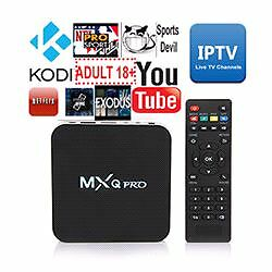 My Amazing TV Android Box