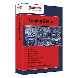 Autodata 2013 Timing Belt Manual Cam Belt Data * FREE UK SHIPPING *