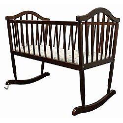 Baby rocking crib (up to 6 months)