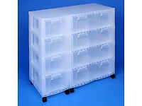 Storage tower triple with 15x7 litre Really Useful Drawers