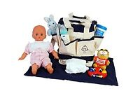 Eco Friendly Baby Changing Bag