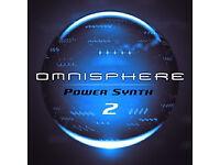 SPECTRASONICS OMNISPHERE 2 +TRILIAN +STYLUS RMX (MAC or PC)