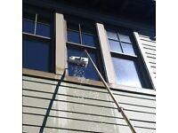 FOR SALE Professional Window cleaning Rounds Available Verwood Alderholt Fordingbridge