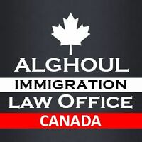 Alghoul Immigration Lawyer Consultant Winnipeg Manitoba MPNP