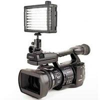LED VIDEO LIGHTING (160 LED)