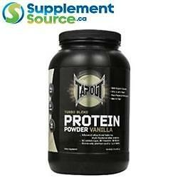 TapouT TURBO BLEND PROTEIN, 2lb - Chocolate