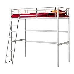 Near new ikea double loft bunk bed Windsor Hawkesbury Area Preview