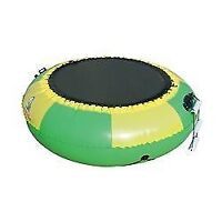 NEW and IN BOX... 7' Water Bouncer -