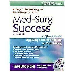 how to study for med surg 1
