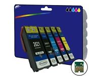 34 individual cartridges of E-2621-4 Non OEM compatible ink cartridges for Epson