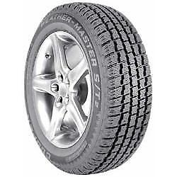 215/65R16 98T  COOPER WEATHER-MASTER S/T2 winter studdable tires