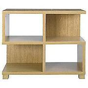 Oak Display Unit