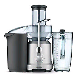 Breville Juice Fountain Cold Electric Juicer (BJE430SIL