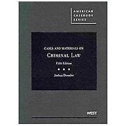 Criminal Law Dressler