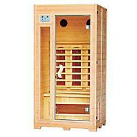 ***** 2 PERSON INFRARED SAUNA LIKE NEW***