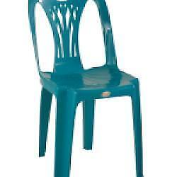 Plastic Chair - Brand new - $13.00