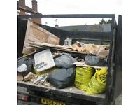 rubbish removal cheaper than a skip we remove any waste man and van same day service free estimates